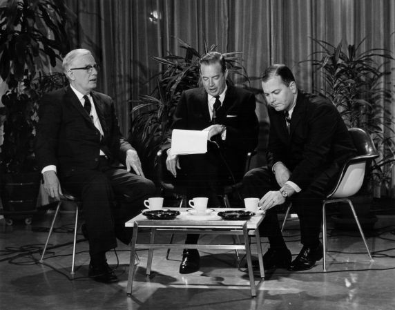 (27169) Television Programs, Cavanagh, Hilberry, Downs, 1960s