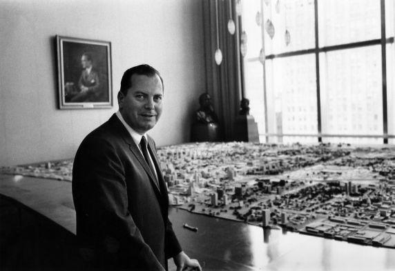 (27199) Cavanagh, City Planning, 1960s
