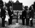 (27201) Historical Markers, Essex County, Canada, 1963