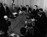 (27746) Cavanagh, Press Conferences, Gun Control, 1968