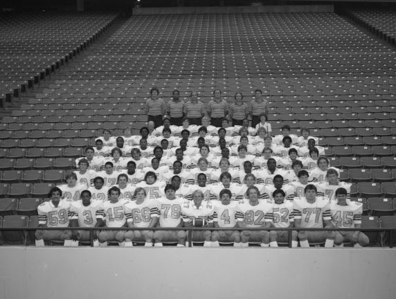 (27799) Sports, Football, Tartars, 1981