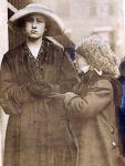 (27804) Lawrence Strike, Strikers, 1912