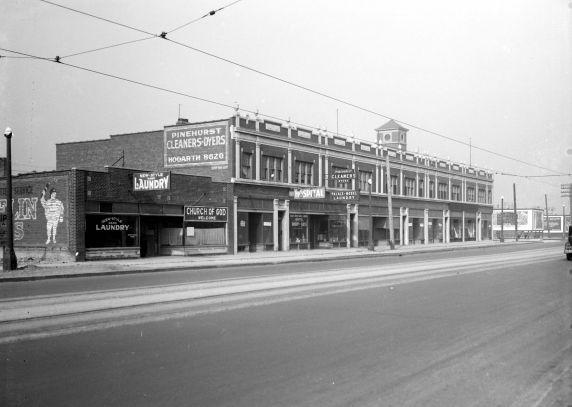 (27860) Prohibition, Blind Pigs, Detroit, 1930