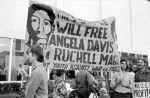(27955) Angela Davis, Demonstrations, Detroit, 1971
