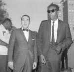 (27957) Carmichael (Ture), Cleage (Agyeman), Political Rallies, Detroit, 1966