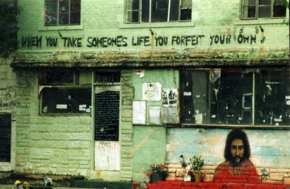 (28045) Memorials, Landmarks, Malice Green, Detroit, 1998