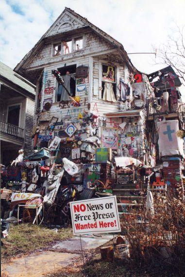 (28048) Landmarks, Art Instillations, Detroit, Heidelberg Project, 1990s