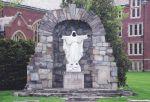 (28052) Landmarks, Black Jesus, Sacred Heart Seminary, Detroit, 1998
