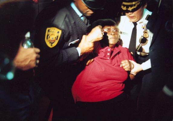 (28056) Demonstrations, Reform, Detroit Public Schools, 1999