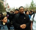 (28069) Demonstrations, Affirmative Action, University of Michigan, 2001