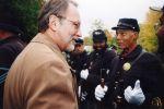 (28077) Memorials, Civil War, 102nd Infantry, Elmwood Cemetery, 2001