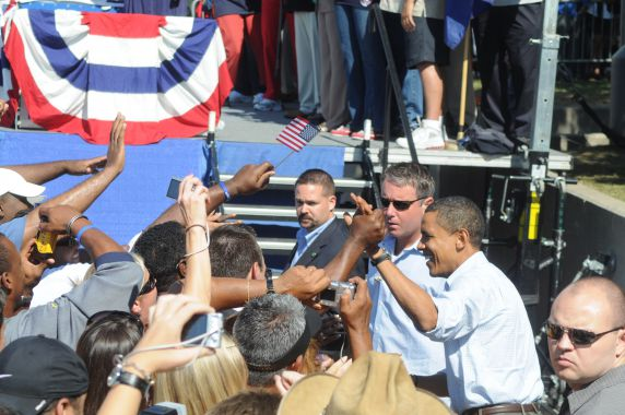 (28084) Obama, Labor Day, Detroit, 2008