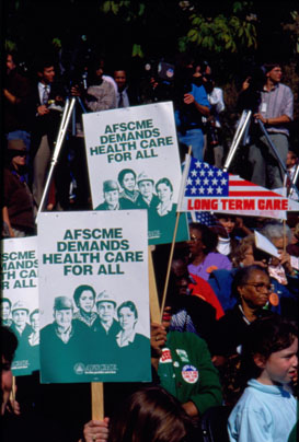 (28104) AFSCME Health Care Rally