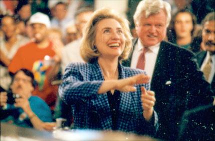 (28113) Clinton, Kennedy for health care reform