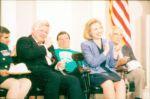 (28116) Kennedy, McEntee, Clinton for health care reform