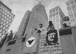 (28273) Ethnic Communities, Latin American, Demonstrations, 1971