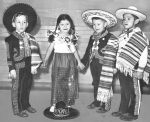 (31968) Ethnic Communities, Mexican, Celebrations, 1947