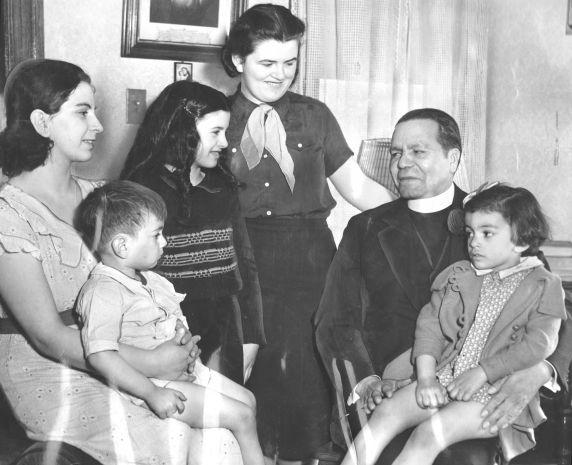 (28391) Ethnic Communities, Mexican, Religion, 1939