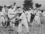 (28308) Ethnic Communities, Hungarian, Festivals, 1936