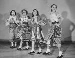 (28309) Ethnic Communities, Romanian, Dancers, 1948