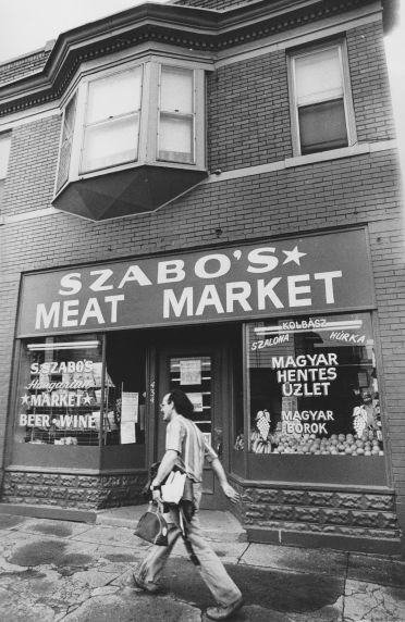 (28323) Ethnic Communities, Hungarian, Businesses, Delray, 1977