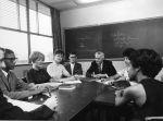 (28419) Colleges, Monteith, Classroom Scenes, 1961