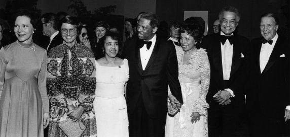(28532) Judge Damon Keith, Family, 1970s