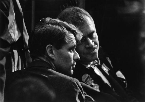 (28533) Robert Kennedy, G. Mennen Williams, Detroit, 1968