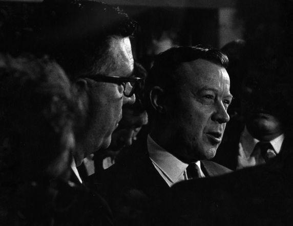 (28580) Walter Reuther, Leonard Woodcock, Negotiations, 1970