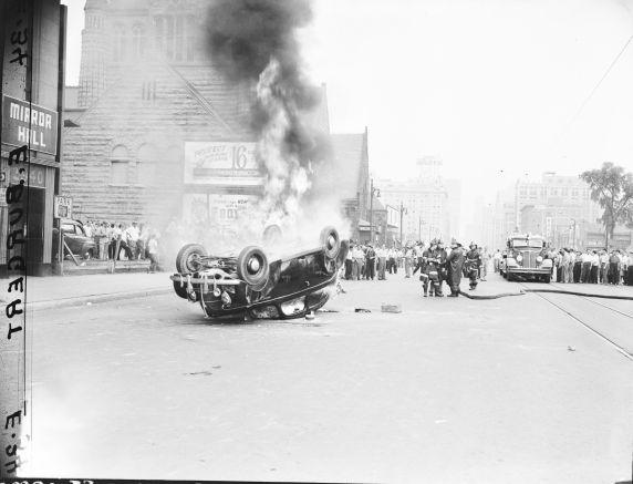 Image result for detroit riot 1943
