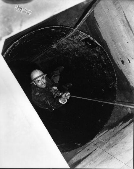 (28620) Tony Spina, Detroit Free Press Photographer, 1960s
