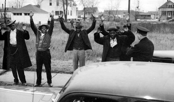 (28651) Riots, Sojourner Truth, Housing, Arrests, 1942