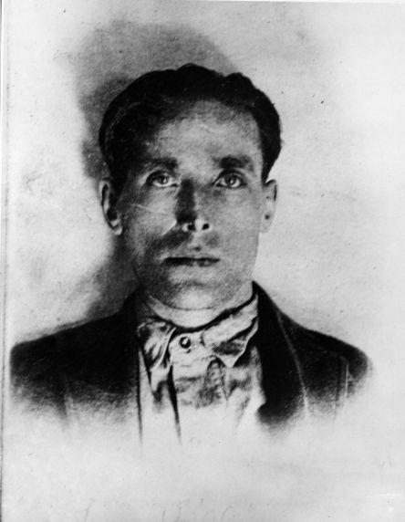 (2876) Joe Hill, Portrait, 1915