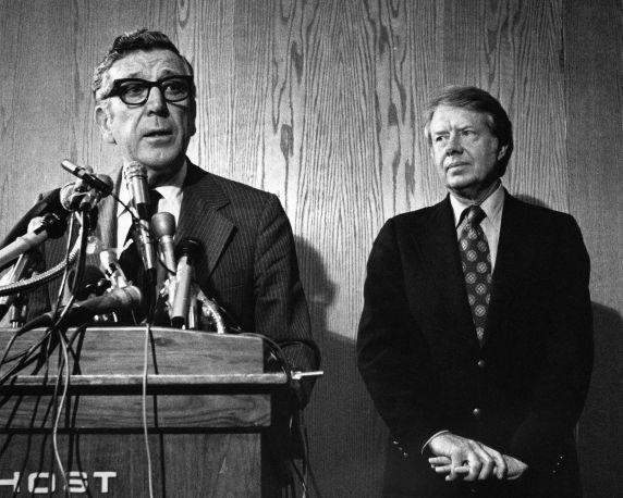 (28781) Presidents, Jimmy Carter, Leonard Wookcock, 1976