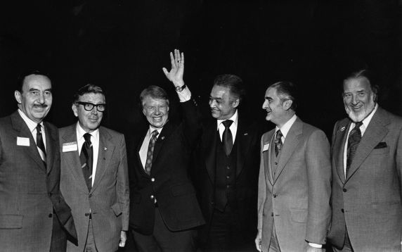 (28783) Presidents, Campaigns, Jimmy Carter, Dearborn, 1976