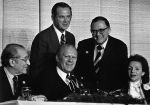 (28822) Presidents, Gerald Ford, Cobo Hall, 1975
