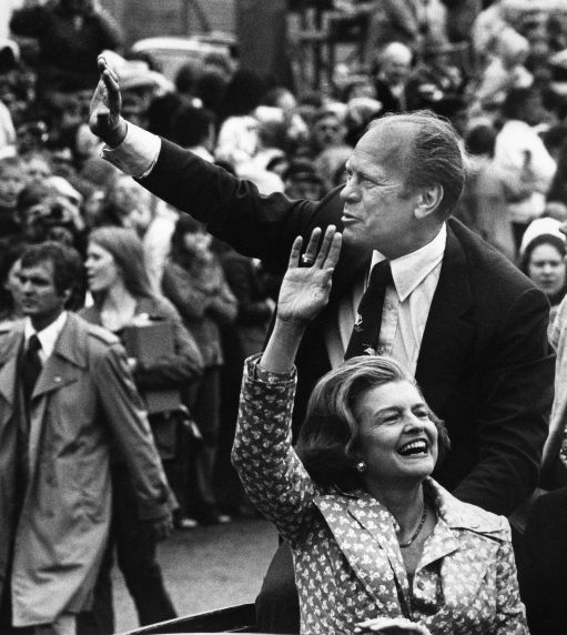 (28830) Presidents, Campaigns, Gerald Ford, 1976