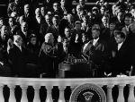 (28855) Presidents, John Kennedy, Inauguration, Washington, DC, 1961
