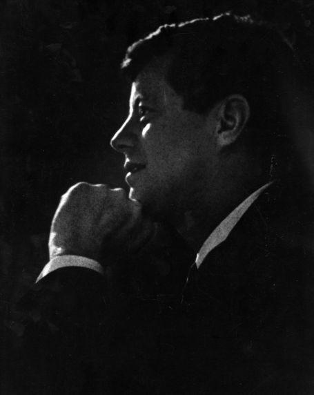 (28856) Presidents, Portraits, John Kennedy, 1961