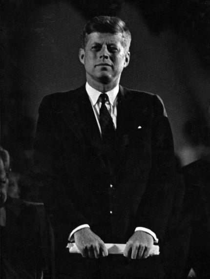 (28857) Presidents, Portraits, John Kennedy, 1961