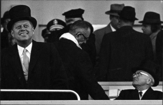 (28858) Presidents, Portraits, John Kennedy, 1961