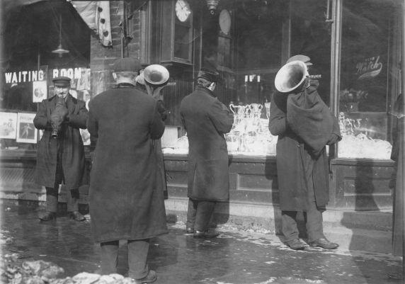 (28920) Ethnic Communities, German, Music, Detroit, 1910