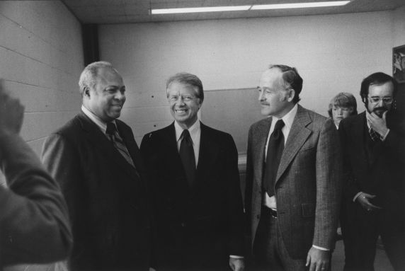 (29044) Carter and CAPE Officials