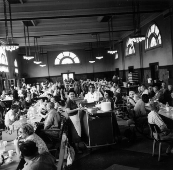 (29163) Food Service Employees, 1959