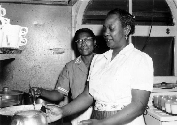 (29167) Local 79, Female Food Service Employees, 1956