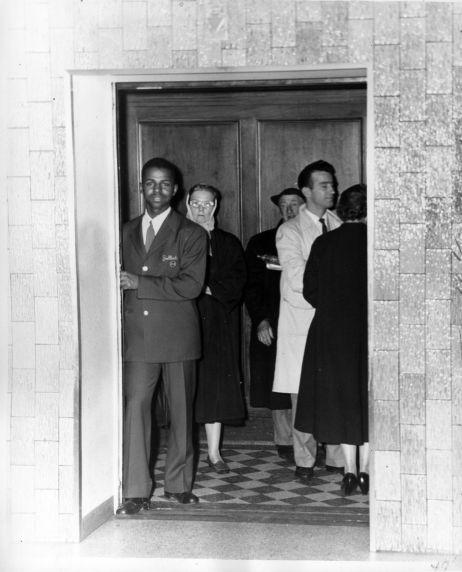 (29179) Local 69, Elevator Operator, Harvey Lambert, 1958