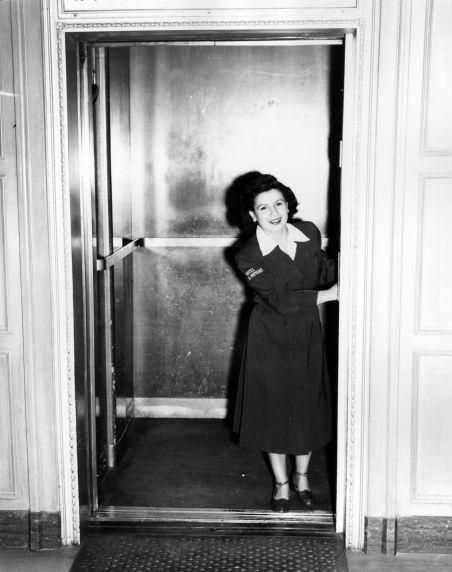 (29181) Local 14, Elevator Operator, San Francisco, California, 1949