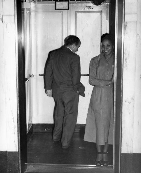 (29182) Local 82, Elevator Operator, Washington D.C., 1950