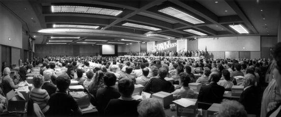 (29249) Attendees, SEIU 18th Annual Convention, Dearborn, Michigan, 1984