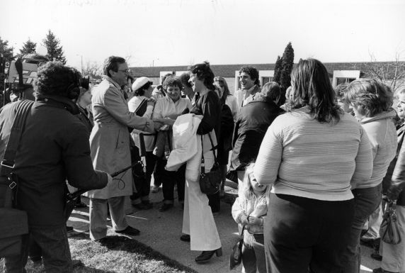 (29261) Local 79 Shore Haven Nursing Home Employees win against Beverly, 1983